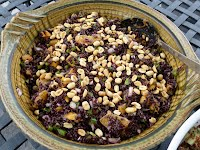 Black Rice and Citrus Salad
